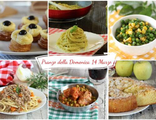Pranzo della Domenica (14 Marzo)
