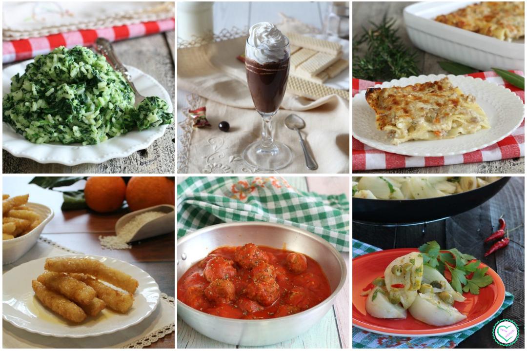 Pranzo della Domenica 21 Marzo