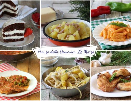 Pranzo della Domenica (28 Marzo)