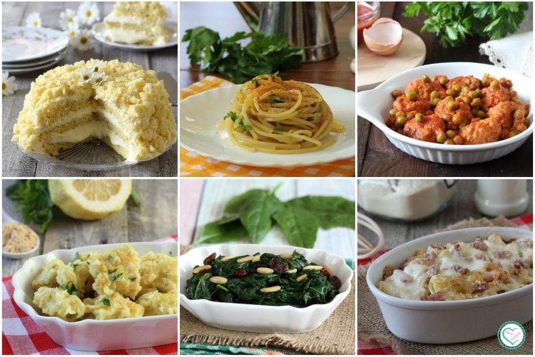 Pranzo della Domenica 7 Marzo
