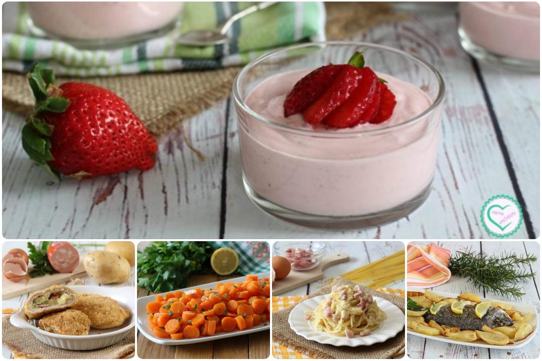 Pranzo della Domenica 25 Aprile