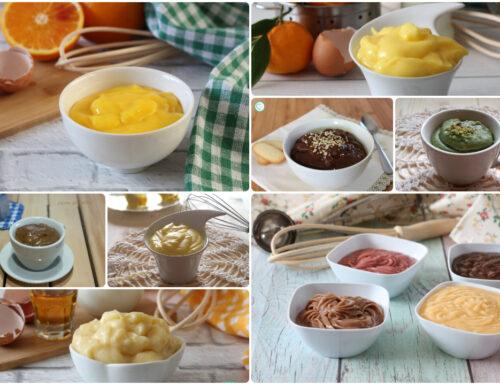 Ricette di crema pasticcera