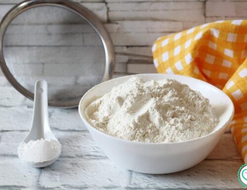 Come sostituire la farina autolievitante nei dolci