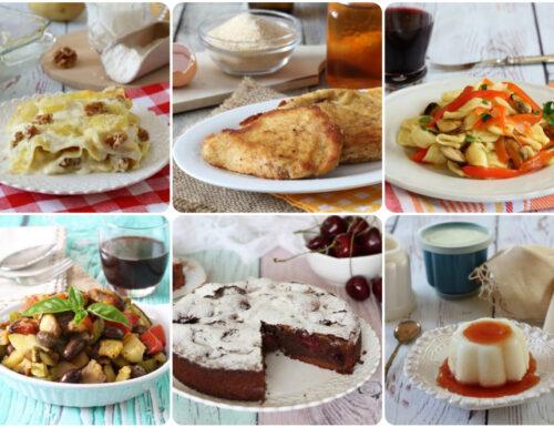 Pranzo della Domenica (6 Giugno)