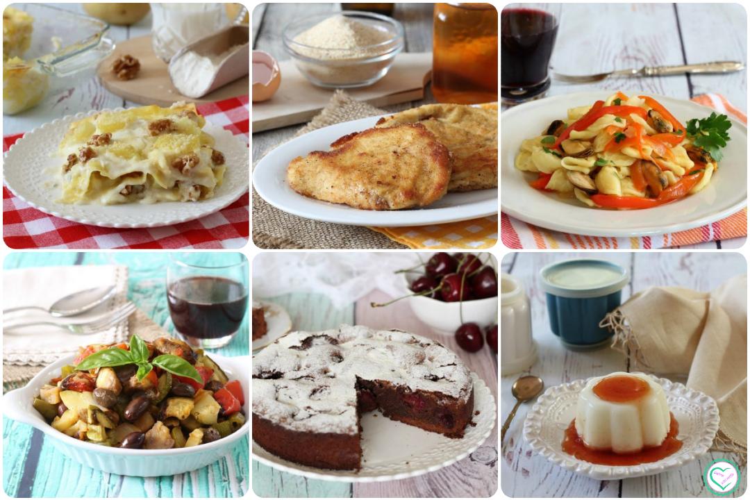 Pranzo della Domenica 6 Giugno