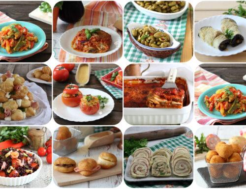 Ricette antipasti freddi, buffet estivo