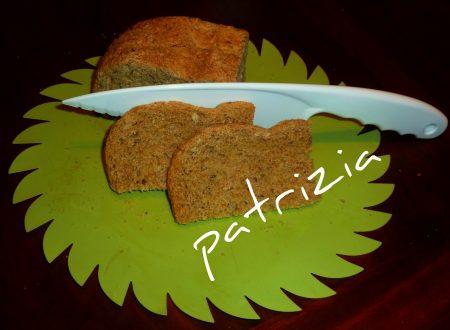 pane ai cereali, ricetta tradizionale e macchina del pane
