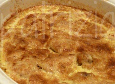 medaglioni di pollo gratinati