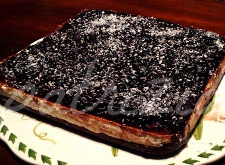 cheesecake vaniglia cocco ciocco