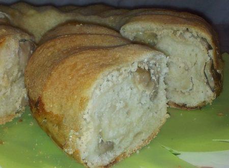 pane farcito con carne e funghi ricetta del riciclo
