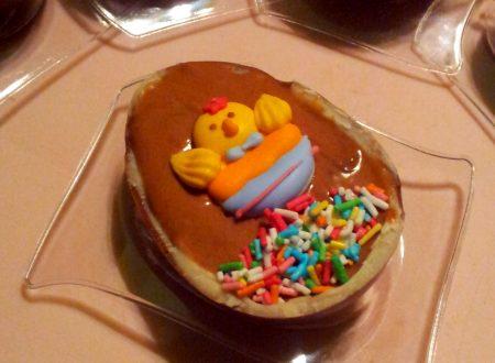 ovetti e camy cream alla nutella, la mia Pasqua con Ars Antiqua