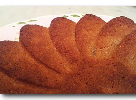 gobeletto al caffè: pasta frolla di castagne con marmellata di caffè