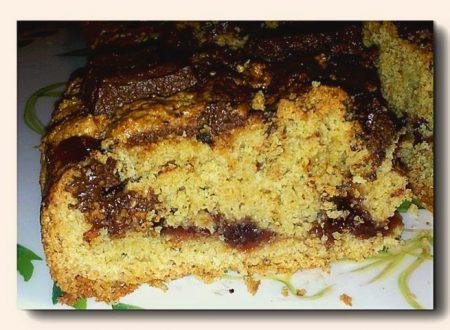 crostata di farina di avena con marmellata di lamponi, ricetta light con olio