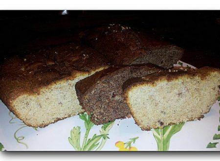 torta alla marmellata di mirtilli rossi, con cacao e senza