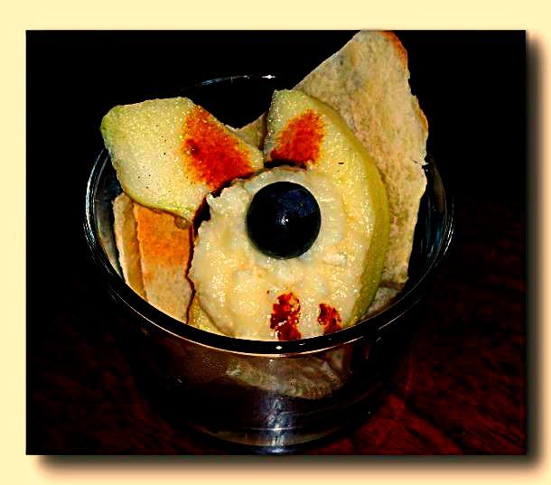 coppa parmigiano mela verde