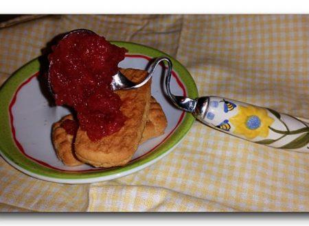 marmellata di mele cotogne e melograno