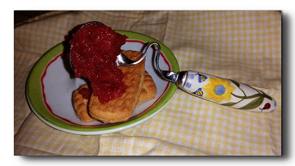 marmellata di melecotogne e melograno