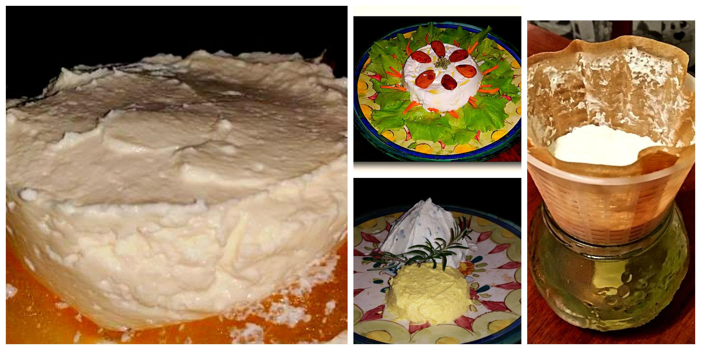 procedimento crema di kefir