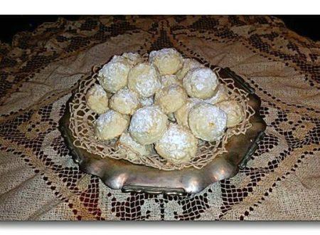 amaretti di Sassello, dolce tipico ligure