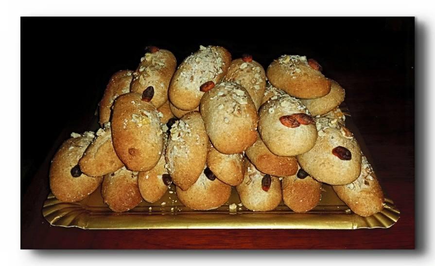 biscottoni integrali