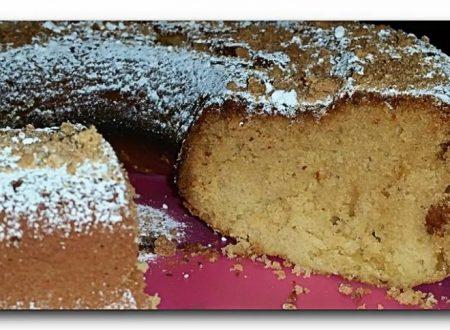 torta margherita agli amaretti nel fornetto versilia