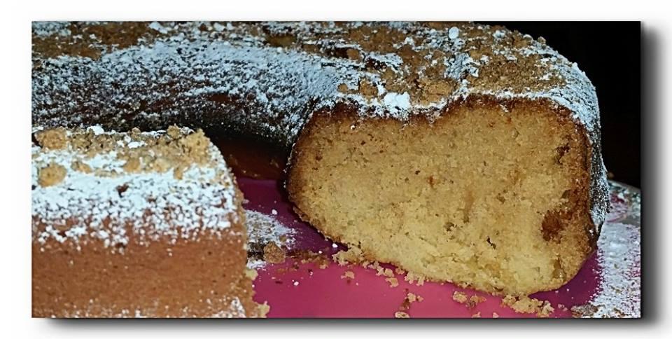 torta margherita agli amaretti versilia