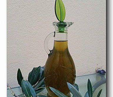 ulivello, liquore di ulivo