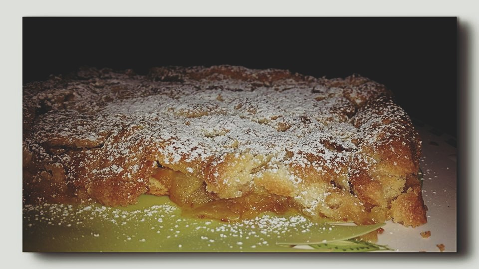 crostata sucrée