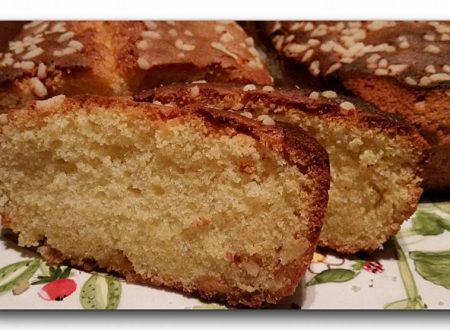 torta 4/4 con gocce di cioccolato bianco