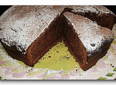 torta al cioccolato e cacao di Federica