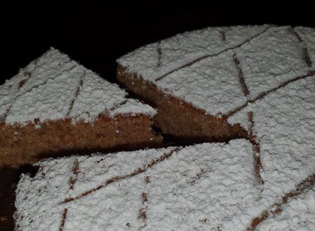 Torta integrale 6 vasetti e 1/2 allo yogurt senza uova e burro