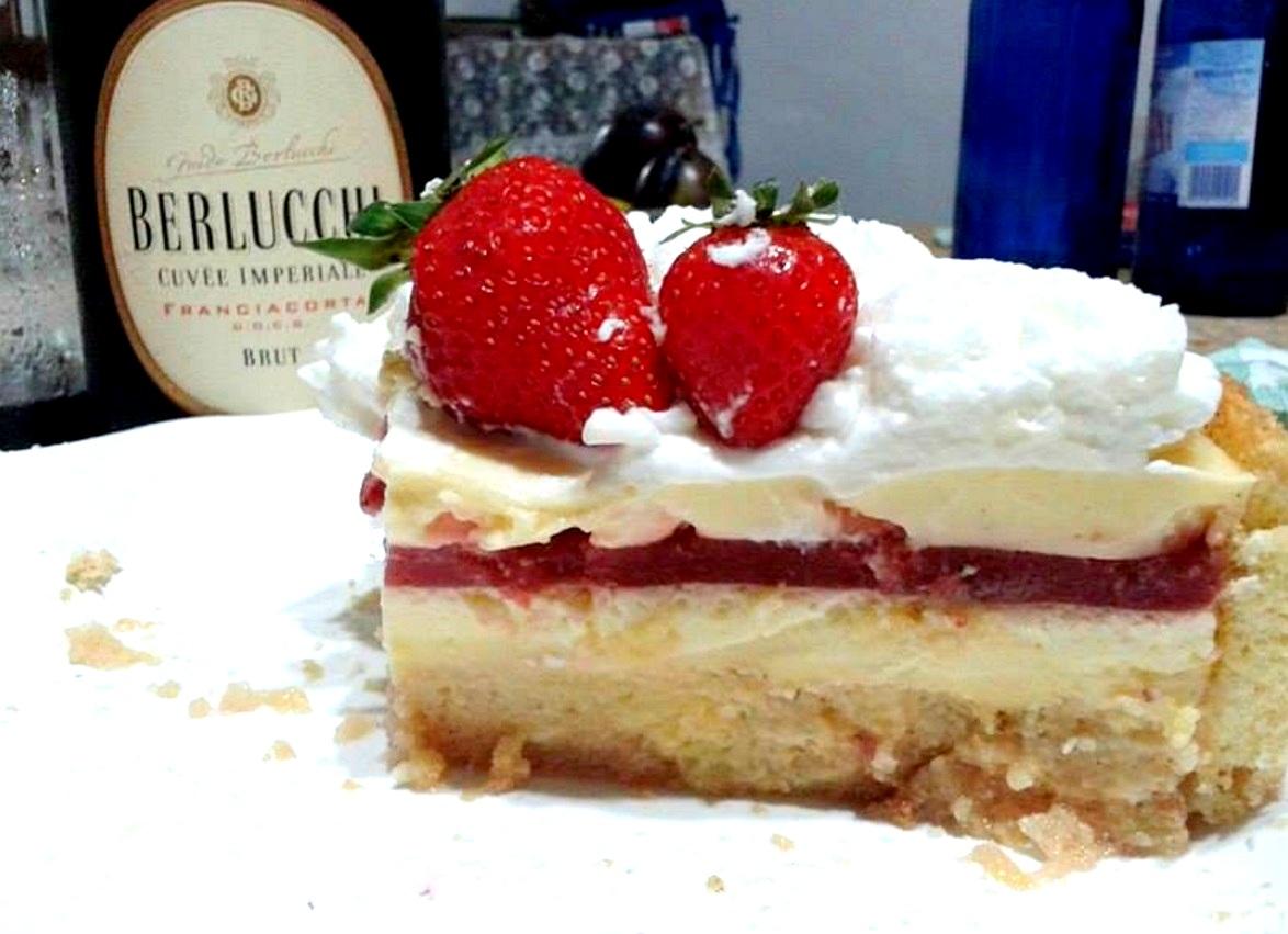 torta charlotte fragole1