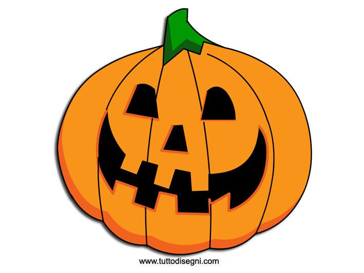 Torta alla zucca cucinare con amore for Zucca di halloween disegno