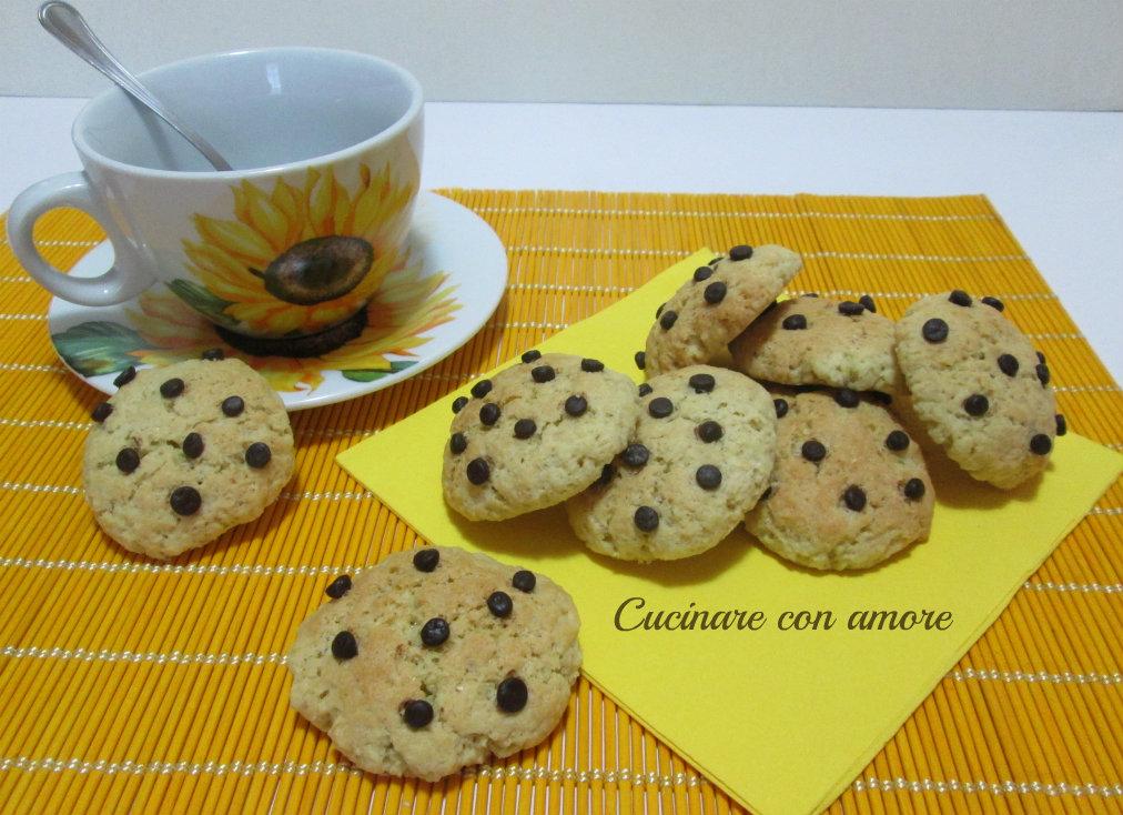 Biscotti rustici senza burro