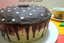 Angel cake bi gusto