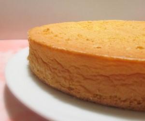 Ricetta pan di spagna Iginio Massari