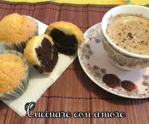 Muffins bigusto senza latte e burro