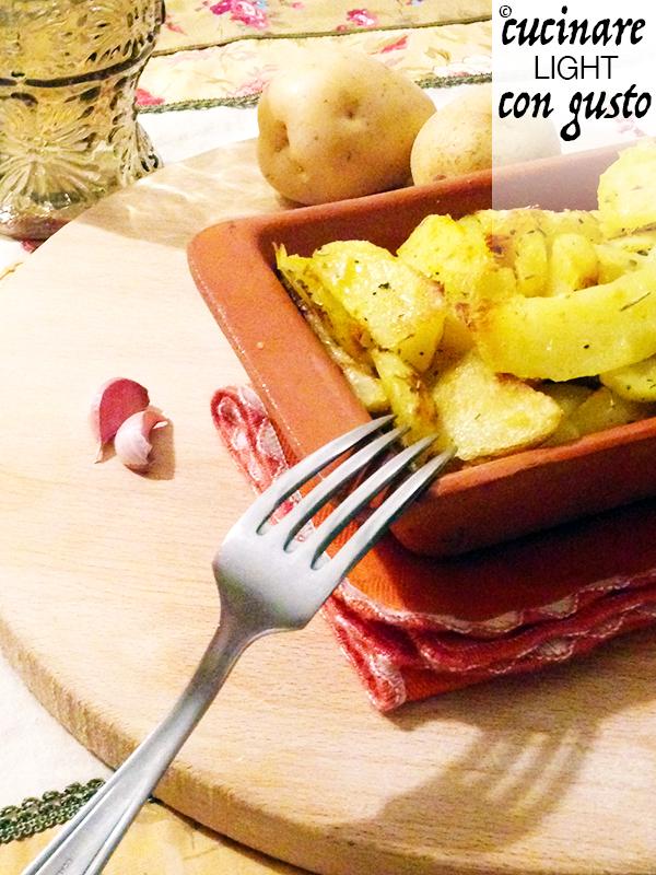 Patate al forno speziate cucinare light con gusto - Cucinare con le spezie ...