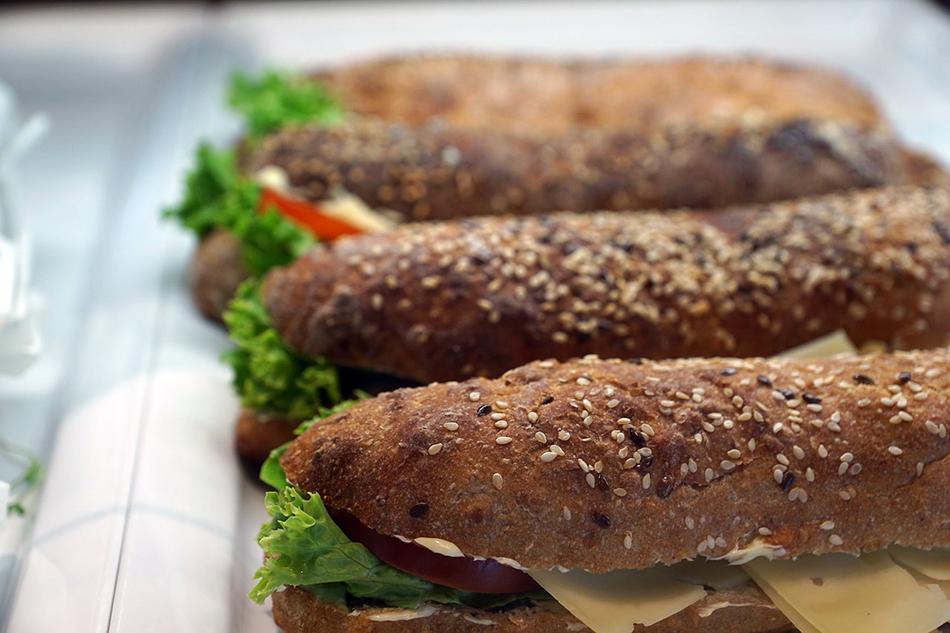 2 ricette light per il tuo panino!