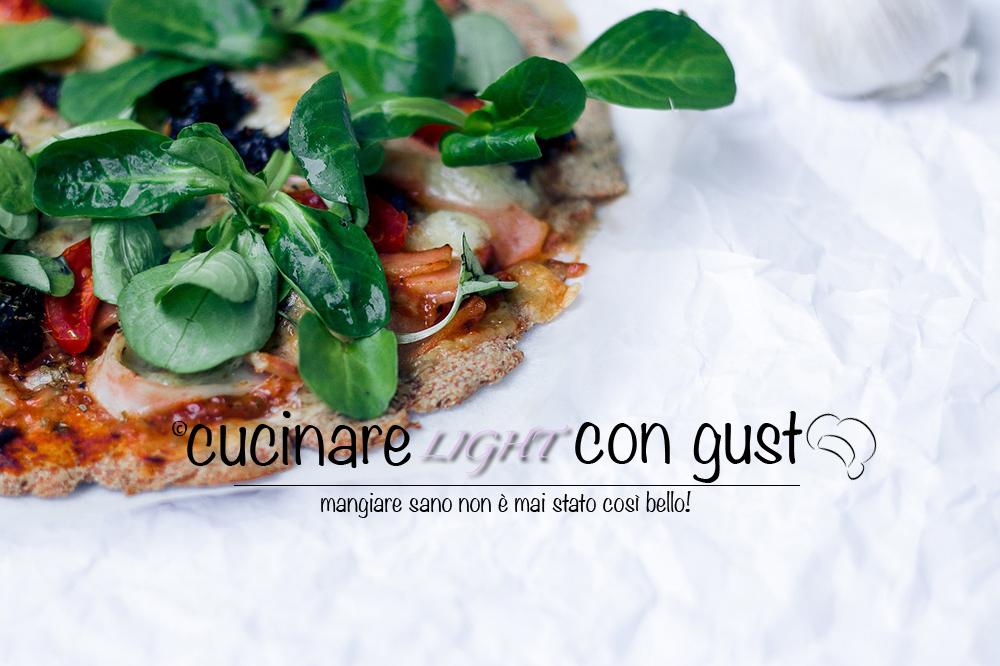 Pizza light, integrale e soffice