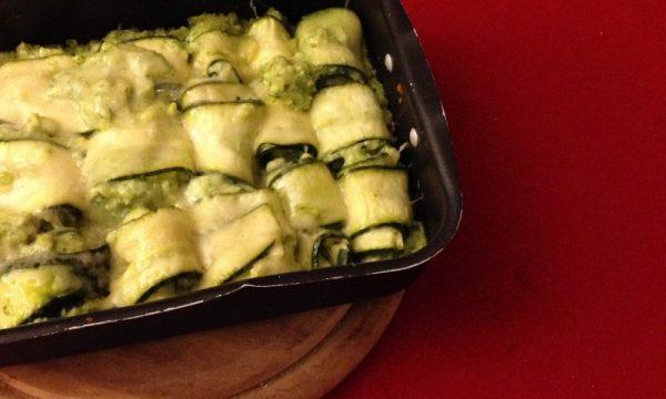 Anellini di zucchina