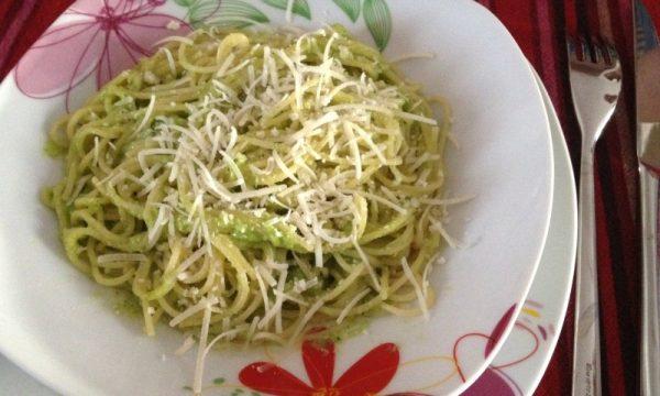 Pesto di zucchine nichel-free