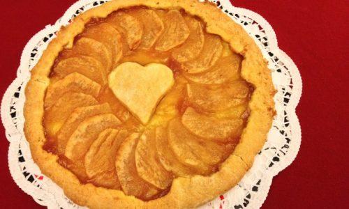 Crostata di mele nichel-free