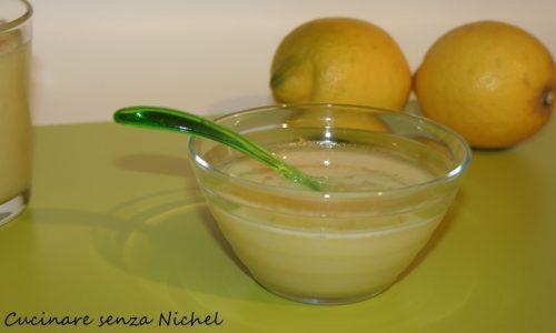 Pasta di limoni nichel-free