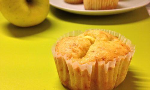 Muffin alle mele nichel-free