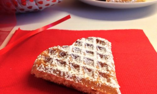 Waffle nichel-free