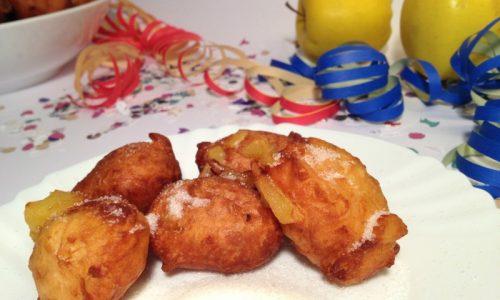 Frittelle con le mele nichel-free