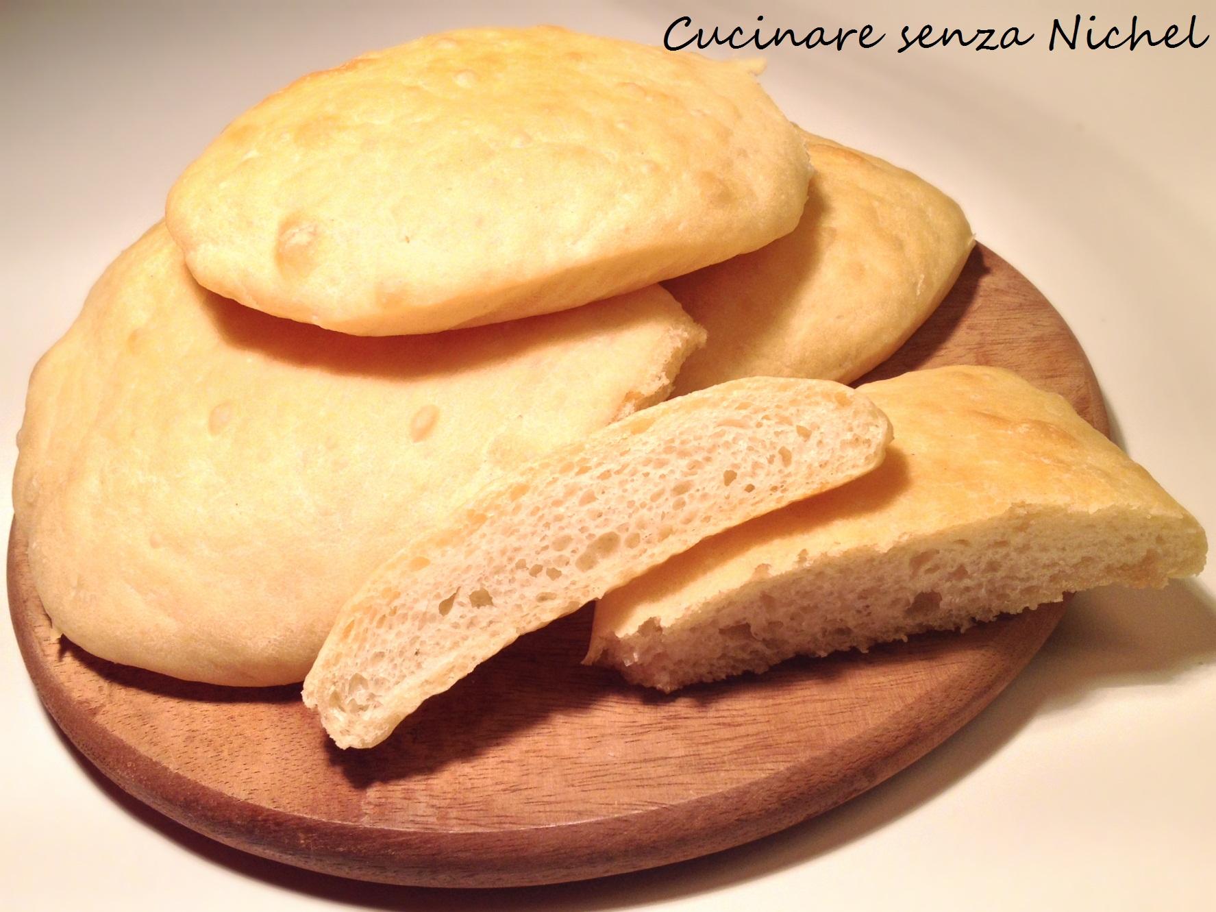 pane morbido | cucinare senza nichel