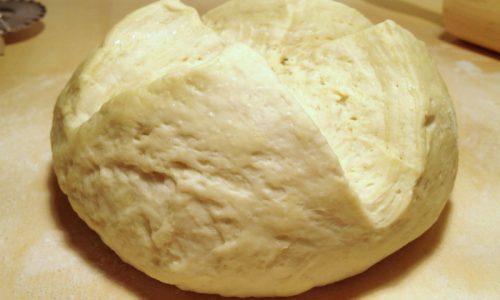 La pasta madre – ricetta base