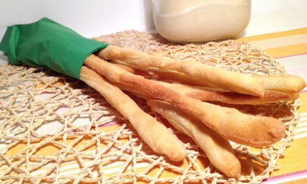 Grissini con Pasta Madre nichel free